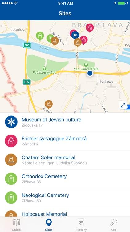 Bratislava Jewish Guide