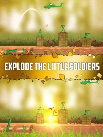 Toy Wars Gold Edition: Игры Стрелялки для Детей и Мальчиков для iPad