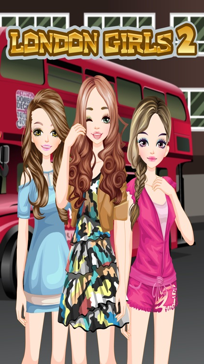 London Girls 2