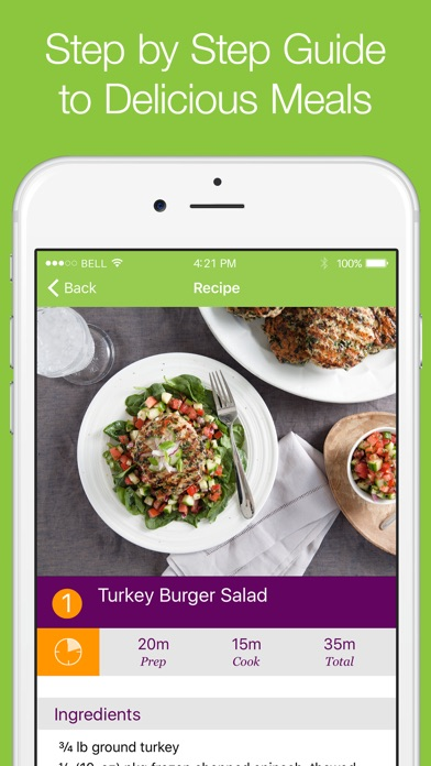 eMeals - Healthy Meal Plans app image