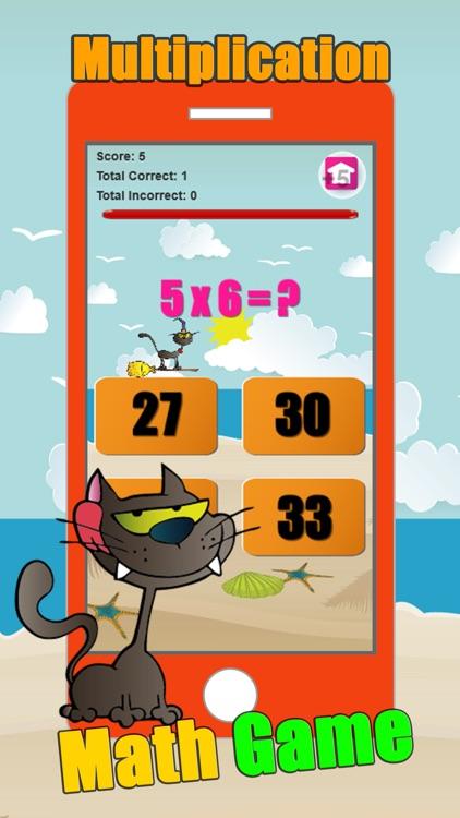 Learning Math Multiplication Games For Kids