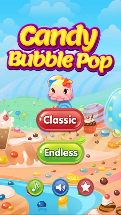 Bubble Mania Sweet Candy Pop: Bubble Shooter Puzzle HD 2016