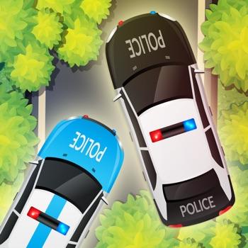العاب سباق سيارات الشرطة الحقيقية - العاب فلاش الروقان و العاب اطفال براعم و العاب سيارات
