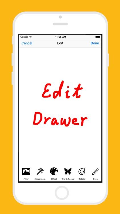 Edit Drawer - Drawing & Editing On Photo & Picture screenshot-1
