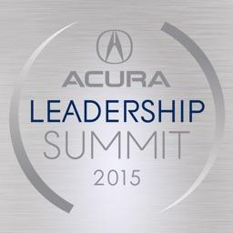 2015 Acura Leadership Summit