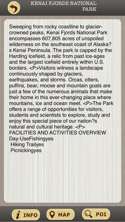 Alaska State Parks And National Parks Guide screenshot-3