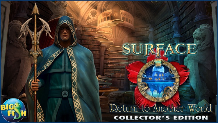 Surface: Return to Another World - A Hidden Object Adventure (Full) screenshot-4