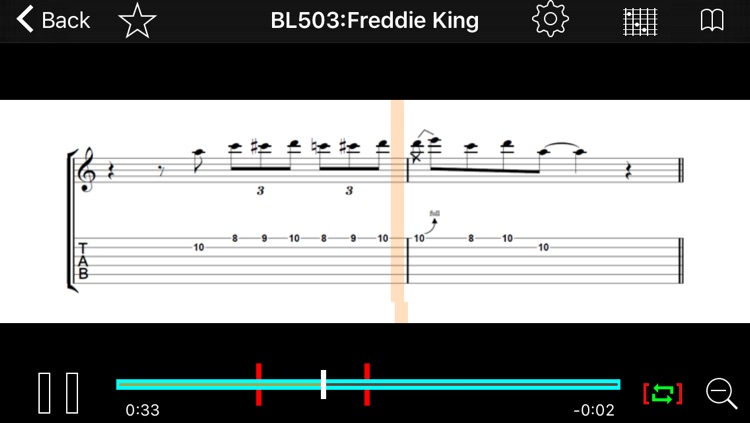 Blues Licks screenshot-4