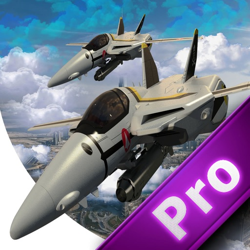 Plane Down Racing PRO - F16 Mobile Fly War Game