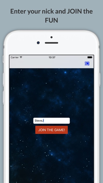 Alien Invaders game for Chromecast screenshot-3