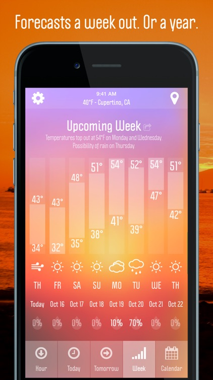 Weather Nerd - Forecasts & Radar screenshot-3