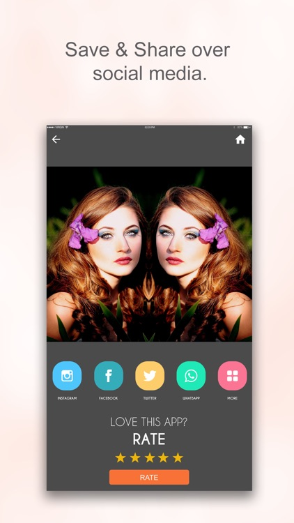 Mirror Effects Editor PRO : Awesome 3D Reflection screenshot-4
