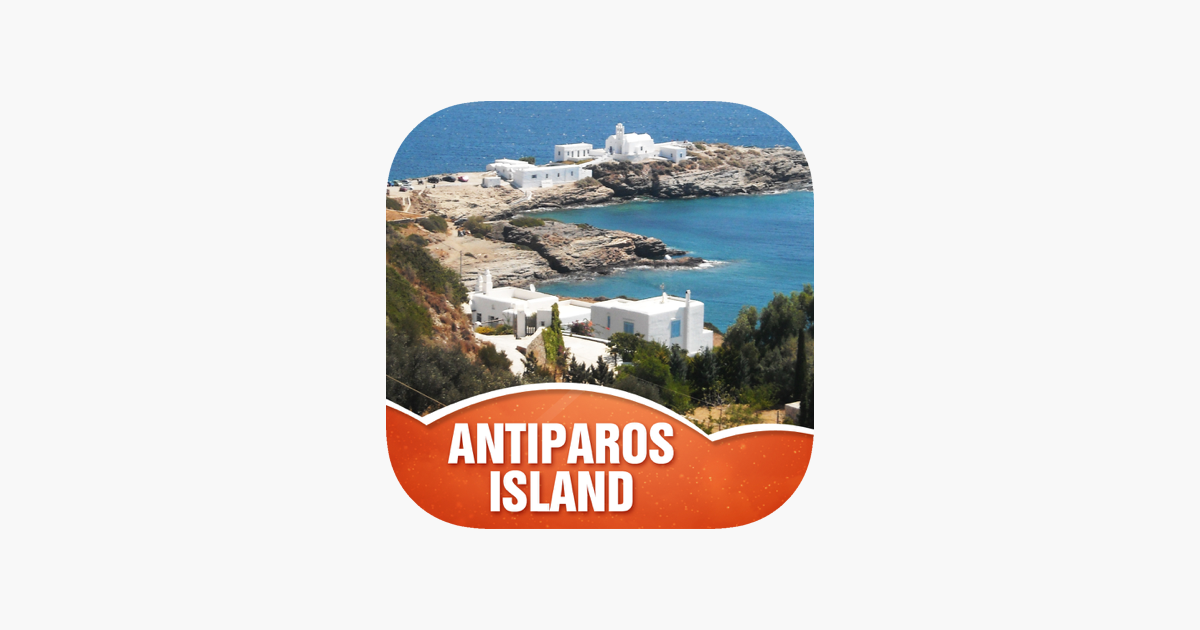 Antiparos Island Travel Guide im App Store
