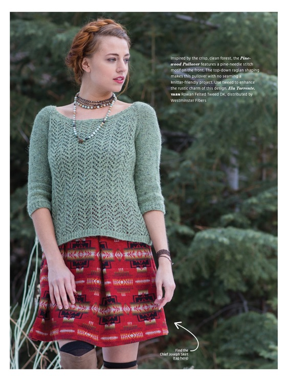 Interweave Knits Magazine screenshot-4