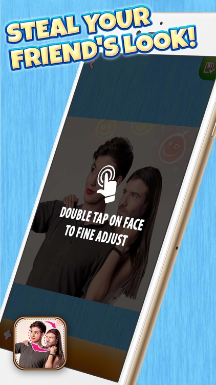 Face Swap Effects – Funny Photo Switch.ing Editor and Pic.s Blend.er for Look Change screenshot-3