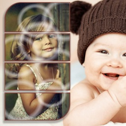 3D Kids Photo Frame - Amazing Picture Frames & Photo Editor