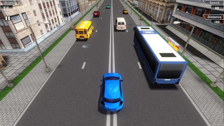 Traffic Driver screenshot-2