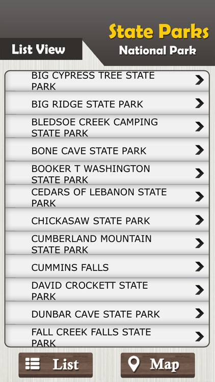 Tennessee State Parks & National Parks Guide screenshot-2