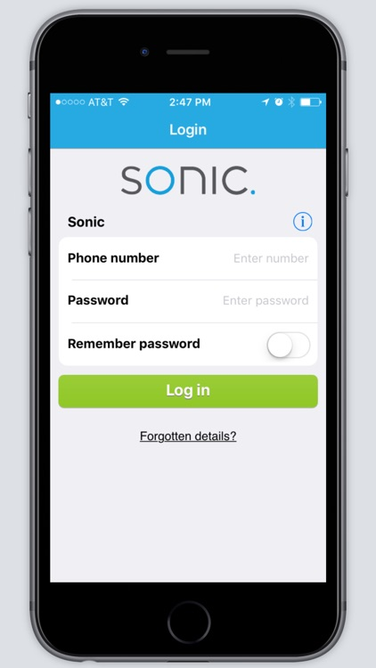Sonic Mobile Communicator screenshot-3