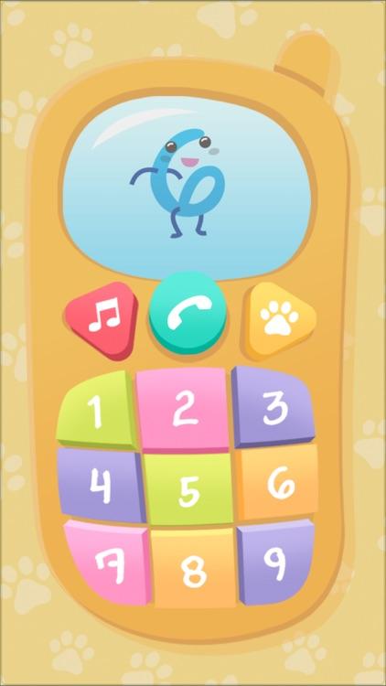 Baby Phone - ABC 123 Songs Nursery Rhymes