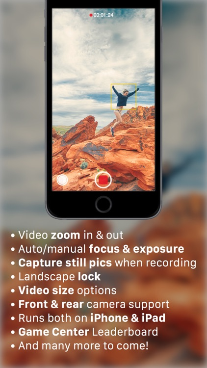LightVid - Capture Videos with Much Less Space