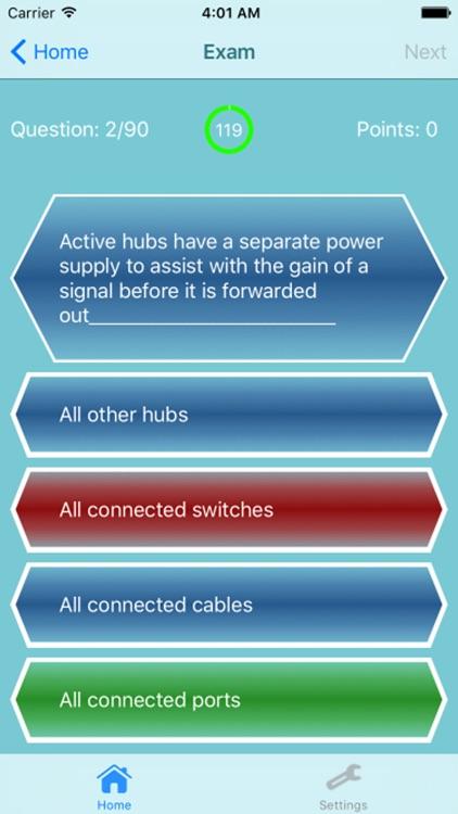 Cisco Certified Network Associate 500 Questions screenshot-3