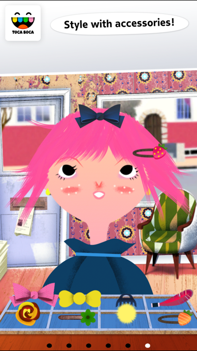 download Toca Hair Salon apps 3