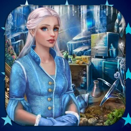 Hidden Objects Of A Curse Of The Ice Queen