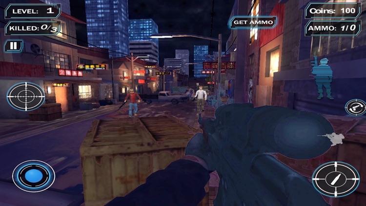 Commando Adventure Sniper Shooting Game screenshot-4
