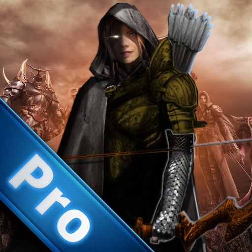A Legion Of Arrow Pro - The Elfa Legen Game