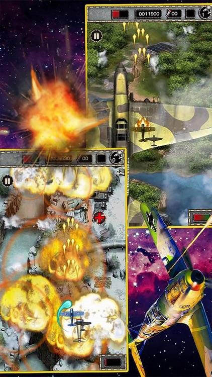 Fighter War: City Jet Commander