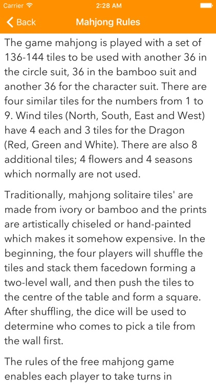 How To Play Mahjong screenshot-3