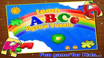 Learn ABC Kids Jigsaw Puzzle