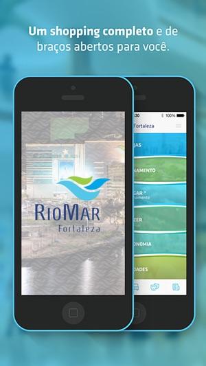 e97623399da RioMar Fortaleza na App Store