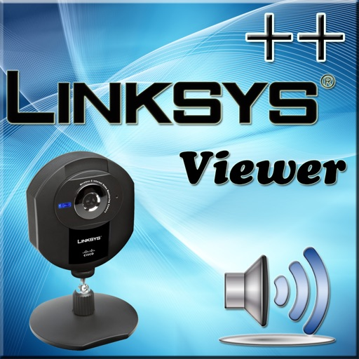 Linksys++ Viewer for iPad