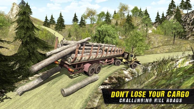 Off Road Truck Driver screenshot-4