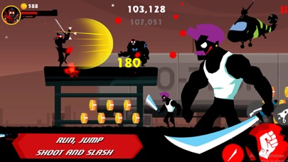 Dead Slash: Run and Gun 1.1.2 IOS