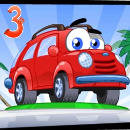 Wheely3 — Action Physics Puzzle Game