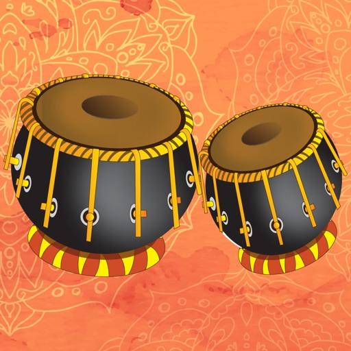 Indo Tabla - Classic Mediative Music Maestro Instrument