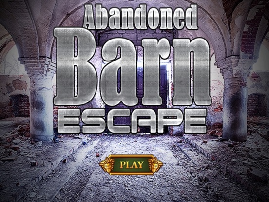 Escape Games Abandoned Barn-ipad-0