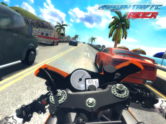Highway Traffic Rider 3D на iPad