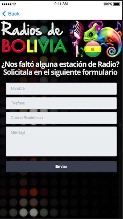 Emisoras de Radio en Bolivia