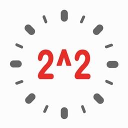 i2048 - 4x4 Tiles 2048 Puzzle Classic & Rush