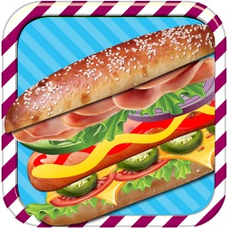 Hot Dog Maker - Chef cooking game