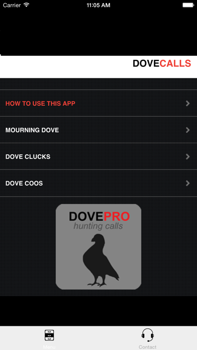 REAL Dove Sounds and Dove Calls for Bird Hunting! screenshot three