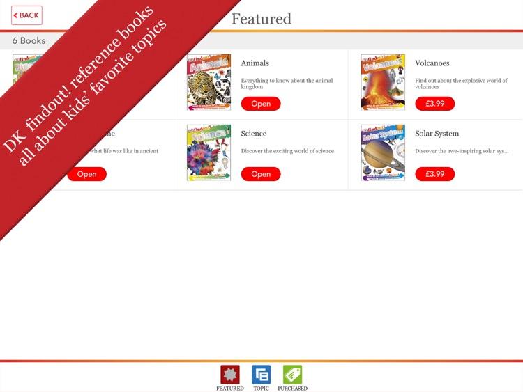 DK findout! Library screenshot-3