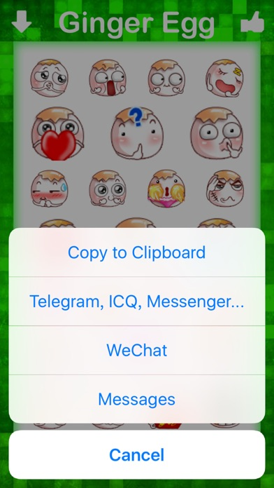 download Stickers Free for WhatsApp, Telegram, Kik, GroupMe, Viber, Snapchat, Facebook Messenger, VK, Tumblr, Instagram & WeChat - Emoji & Gif Animated Sticker apps 2