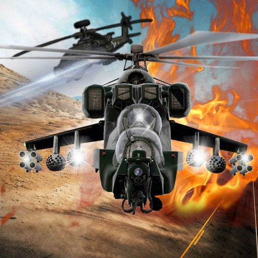 A Xtreme Helicopter Race - Combat Strike Drone Air Wings