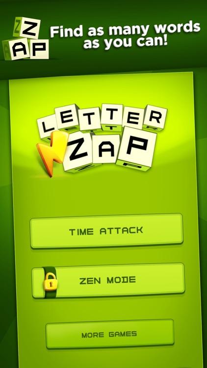 Letter Zap screenshot-0