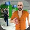超市越狱3D:警察大通卡车驾驶游戏